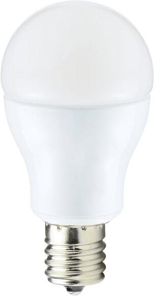 LED電球E17口金60W形相当調光器対応小型電球ミニクリプトン広配光タイプ電球色昼光色照明ライト省エネLBP9717AD-IIビームテック
