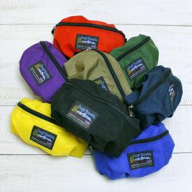 Tough Traveler Sunnyside Pack / fanny waist bag / 8-colors タフトラベラー サニーサイド パック / ファニー ウエストバック / レトロ タグ 8色展開 made in usa アメリカ製 tough