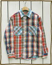 CAMCO Limited Heavy Weight Flannel Shirts Long Sleeve / Crazy カムコ 限定 ヘビーウエイト フランネル シャツ 長袖 ネルシャツ 定番 ク
