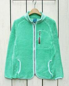Good On Special Color Boa Freedom Jacket / double zip Mint Pigment dye グッドオン グットオン ボア フリーダム ジャケット / コットン ミント 製品染め 別注色 日本製 goodon ジャケット アウトドア