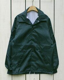 ASW Jackets Satin Coache Jacket Navy / nylon / windbreaker coach made in USA アメリカン スピリット ウェア コーチ ジャケット / ウインドブレーカー ネイビー / ナイロン / 袖リブ アメリカ製 american spirit asw
