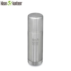 Klean Kanteen TK Pro 0.5L / inslated bottle & cup 500ml / Brushed Stainless クリーン カンティーン 保温 保冷 カップ 付き ボトル 水筒 ステンレス ステンレス / plastic free hiking outdoor