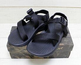 Chaco men Z VOLV sandal strap outdoor Black チャコ メンズ Z ヴォルブ ストラップ 軽量 ブラック 黒 chaco outdoor ltd