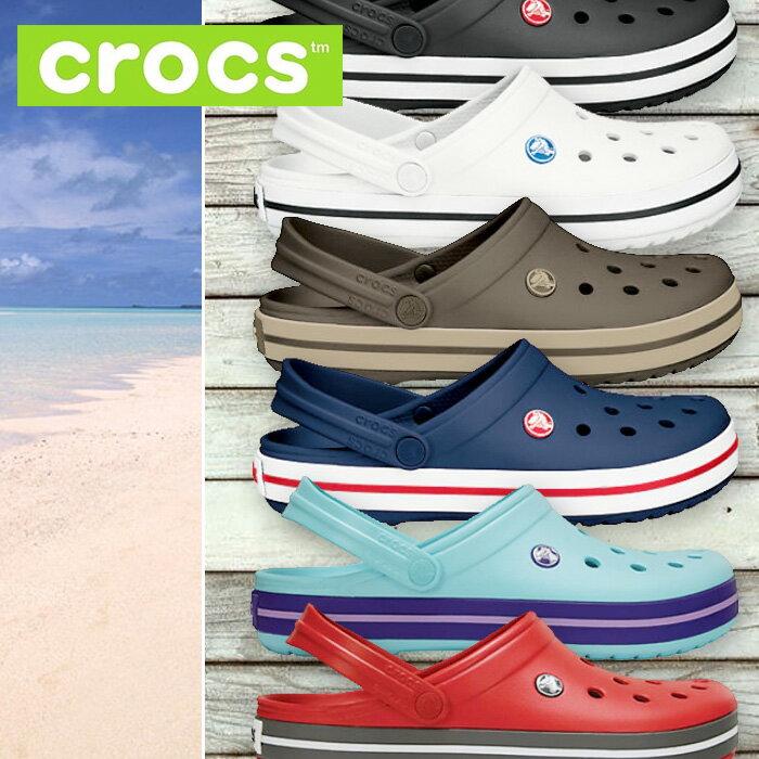 【メンズ・レディース】クロックス クロックバンド Crocs Crocband