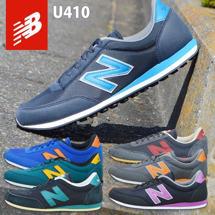 ニューバランス メンズ カジュアル スニーカー 靴 スポーツシューズ ランニング ウォーキング NEW BALANCE U410
