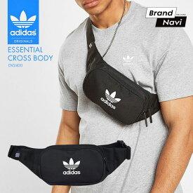 アディダス adidas メンズ レディース 2WAY ウエストバッグ ボディバッグ メッセンジャーバッグ DV2400 貴重品 バッグ ポーチ サコッシュ*