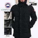 【サイズ交換1回無料】カナダグース CANADA GOOSE CARSON 3805MA メンズ 男性 紳士 カーソン ダウンジャケット アウター コート