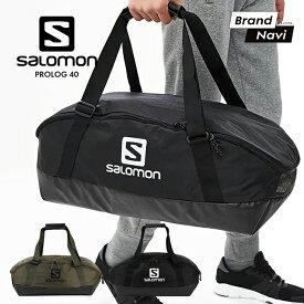 SALOMON サロモン PROLOG 40 メンズ レディース ダッフルバッグ バック トレッキング プロログ 40L