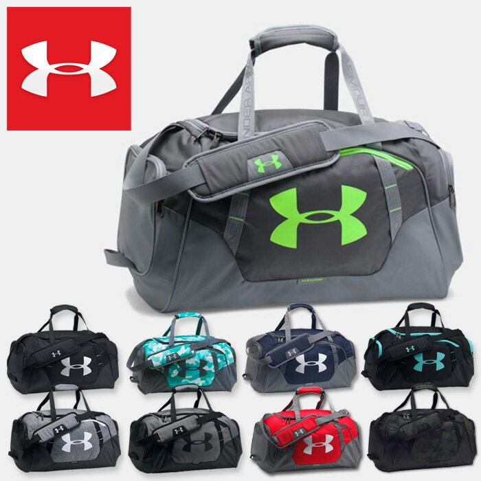 アンダーアーマー スポーツバッグ UNDER ARMOUR UNDENIABLE DUFFEL 3.0 SMALL ショルダー ダッフルバッグ