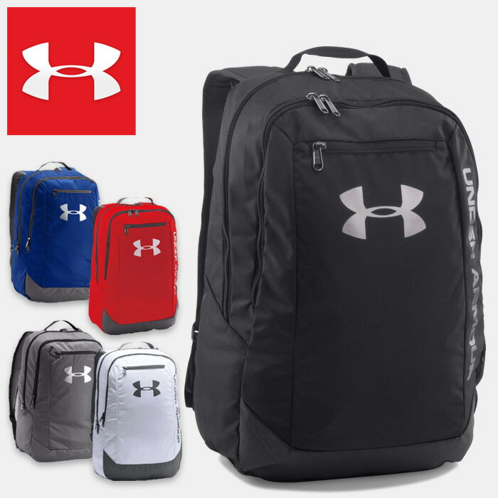 UNDER ARMOUR HUSTLE BACKPACK LDWR アンダーアーマー リュックサック スポーツバッグ バックパック