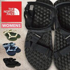 【在庫一掃SALE】【サイズ交換1回無料】ノースフェイス スポーツサンダル レディース ベースキャンプ THE NORTH FACE WOMENS BASE CAMP SWITCHBACK SANDAL NF0A2Y98