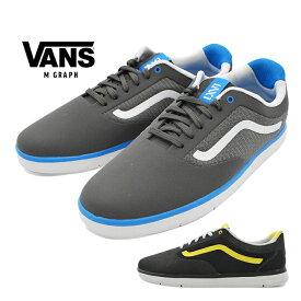 【在庫一掃SALE】【サイズ交換1回無料】メンズ スニーカー VANS バンズ ヴァンズ メッシュ 軽量 M GRAPH グラフ 紳士 シューズ 靴