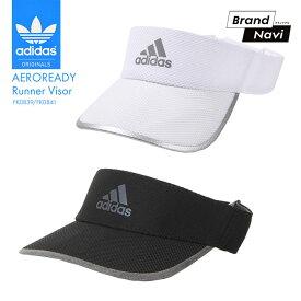 アディダス メンズ レディース サンバイザー ランナー ランニング adidas AEROREADY Runner Visor FK0839 FK0841 キャップ ゴルフ