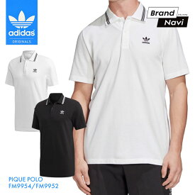 【サイズ交換1回無料】アディダス メンズ ポロシャツ オリジナルス ピケ ポロ シャツ トップス adidas Originals PIQUE POLO T-SHIRTS