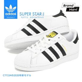 【サイズ交換1回無料】アディダス スニーカー レディース スーパースターJ シューズ 靴 ホワイト オリジナルス adidas SUPER STAR J
