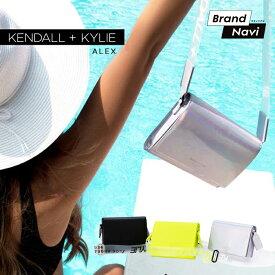 ケンダルアンドカイリー ショルダーバッグ サコッシュ ポーチ アレックス レディース 女性 婦人 Kendall+Kylie MAYA