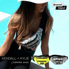 ケンダルアンドカイリー メッセンジャーバッグ サコッシュ ウエストポーチ カリーナ2020 レディース 女性 婦人 Kendall+Kylie CARINA