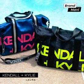 ケンダルアンドカイリー トートバッグ ボストンバッグバッグ ボストン ローラ レディース 2WAY ショルダーバッグ 女性 婦人 Kendall+Kylie LAURA