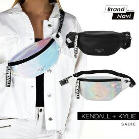 ケンダルアンドカイリー メッセンジャーバッグ サコッシュ ウエストポーチ ウェストバッグ サディー レディース 女性 婦人 Kendall+Kylie SADIE