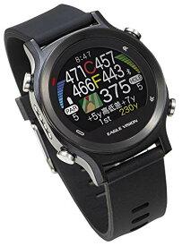 【国内正規品】【365日毎日出荷 全国送料無料】新モデルアサヒゴルフ EAGLE VISION watch ACE EV-933 BK EV-933 イーグルビジョン ゴルフ 時計 高性能GPS搭載距離測定器 GPS 朝日ゴルフ