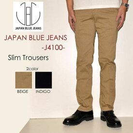 "JAPAN BLUE JEANS ジャパンブルージーンズ""J4100""スリムテーパード[OTHER PANTS][チノパン]"