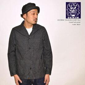"""鬼デニム ONI DENIM""""ONI-03100-COVERT TWILL""""Covert Twill Jacketコバートツイルジャケット[アウター]"""