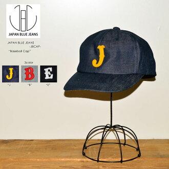 "JAPAN BLUE (재팬 블루) ""JB-CAP01-J&B"" 데님 클래식 캡 [악세사리] [모자]"