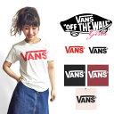 【全国送料無料】VANS レディース ベーシック ロゴ 半袖Tシャツ VA17SS-GT11 17SSGT11 ヴァンズ バンズ ガールズ SK8【ボディサイズ変更あり】【着後レビューを書いて500円