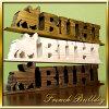 【DM便送料無料】オリジナルT-shirt・BUHIフレブルのシルエットにBUHIの文字が入ったシンプルなTシャツメンズS・M・Lサイズ今ならカッティングステッカーのおまけ付き犬・動物・服フレンチブルドッグ