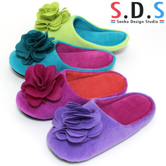SDS rose ★ room shoes low repulsion urethane & washable washable fs3gm