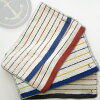 Marin towel red / blue, tricolor
