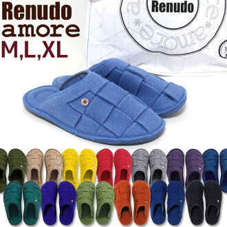 Renudo (レヌード) Amore (Amore) slippers in stock! fs3gm