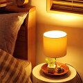寝室のベットサイドにおく、おしゃれなランプ(LEDタイプなど)のおすすめは?