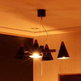 【送料無料・一部地域を除く】ペンダントライト 4灯 シスベック[SIXBEC] BBP-055 ボーベル |スポットライト シーリングライト 間接照明 led 北欧 寝室 おしゃれ 照明器具 電気 リビング用 居間用 食卓用 ダイニング用 天井照明 子供部屋