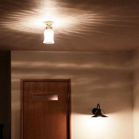 シーリングライト1灯ラーレBBS-056ボーベル|ダイニング用食卓用リビング用居間用おしゃれ一人暮らしかわいい北欧天井照明照明器具照明トイレ内玄関廊下シーリング間接照明寝室電気アンティークレトロガラスキッチン子供部屋テレワーク