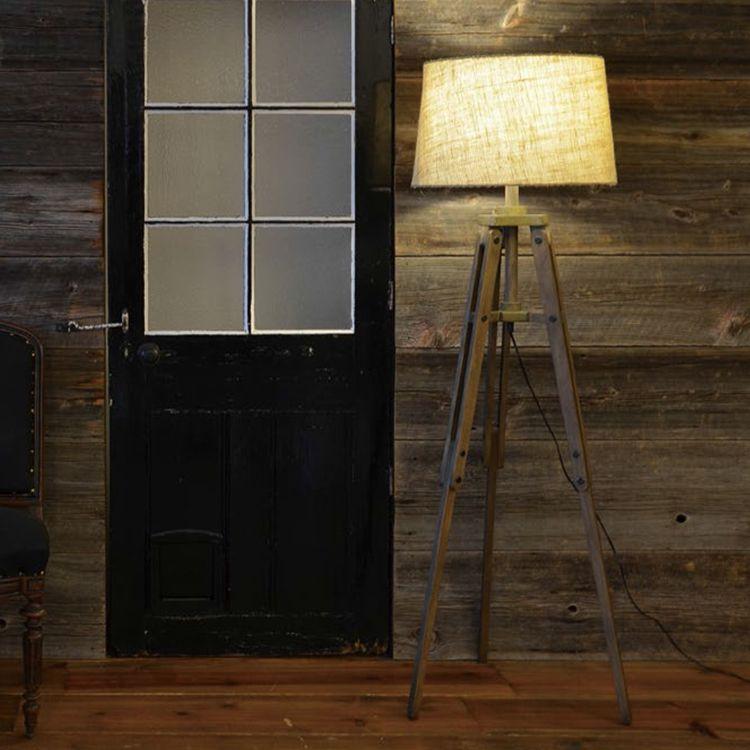フロアライト 1灯 マリポッド[Maripod]LC10771|照明 フロアランプ スタンドライト 間接照明 寝室 led おしゃれ かわいい 北欧 アンティーク インテリア 居間用 食卓用 ダイニング用 フロア ライト フロアスタンド リビング用 照明器具 【送料無料】