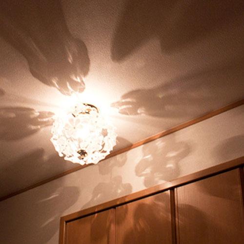 シャンデリア 1灯 ブルーム プチシャンデリア[Bloom petitchandelier]キシマ|シーリングライト 和室 天井照明 レトロ リビング プルメリア 玄関 内玄関 廊下 階段 アンティーク おしゃれ かわいい 居間用 照明器具 ライト 電気 リビング用