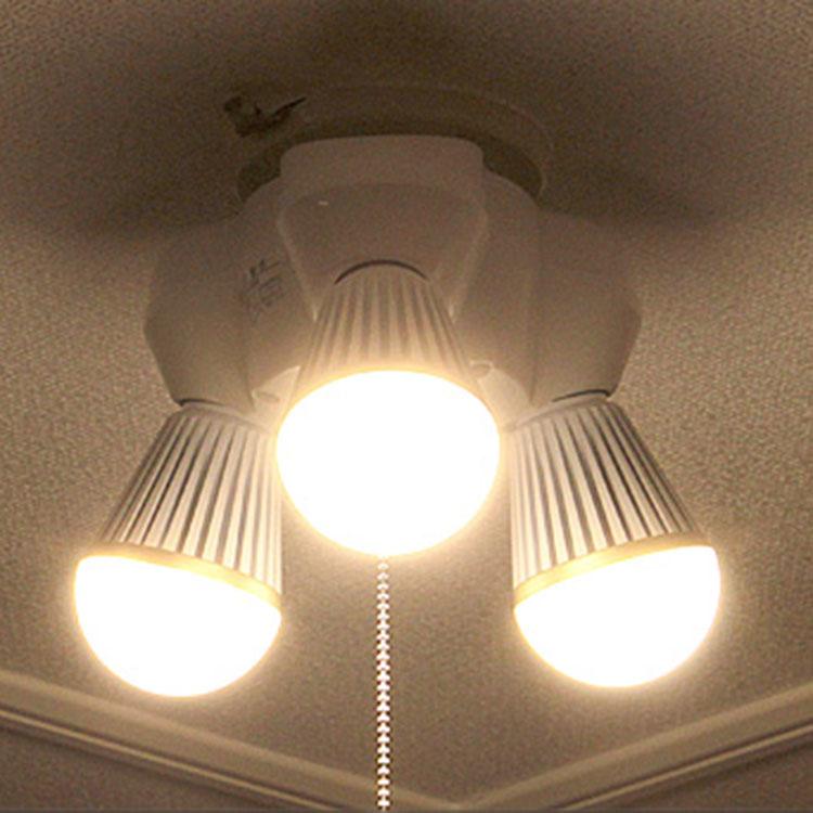 シーリングライト 3灯 ブラント[BLUNT]PKD-0201|照明器具 灯具 天井照明 間接照明 ダイニング用 食卓用 リビング用 居間用 プルスイッチ 北欧 テイスト おしゃれ 内玄関 寝室 廊下 クローゼット インテリア ライト 電気 LED シーリング