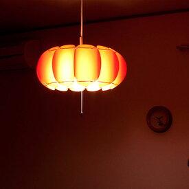 ペンダントライト 3灯 パンプキン[pumpukin']|ダイニング用 食卓用 リビング用 居間用 シーリングライト 間接照明 和室 led 北欧 寝室 内玄関 子供部屋 トイレ おしゃれ インテリア ペンダント ライト 電気 照明器具 天井照明 カボチャライト ハロウィン 新生活
