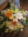 誕生日 ビジネス 開業祝い 開店 オープン 歓迎・退職用・移転祝い・などに 季節のお花を使って、ご指定日にお届けいたします !! 画像サ…