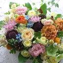 母の日お届け日指定可! 誕生日 結婚記念日 お見舞い 開店 ビジネス 開業 改築 新築 お祝い など季節のお花を使ったフラワーケーキアレ…