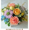 昇進祝い 歓送迎会 誕生日 プレゼント 女性 敬老の日 孫 2021 80代 祖母 お彼岸 お悔み お供え 季節の花でおまかせ アレンジメント 開…