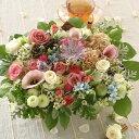 誕生日 プレゼント 女性 季節の花でおまかせ アレンジメント 母の日 入学祝い 昇進祝い 歓送迎会 開店 オープン 結婚記念日 お祝い フ…
