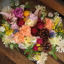 誕生日 プレゼント 女性 季節の花でおまかせアレンジメント 開店 オープン 結婚記念日 お祝い フラワー お見舞い 退職 送別 花 カラフ…