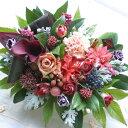 ビジネス 開業祝い 開店 オープン 歓迎・退職用・移転祝い・結婚祝い などに 季節のお花を使って、ご指定日にお届けする フラワーケー…