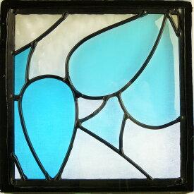 ステンド グラス ステンドグラス ステンドガラス デザインパネルsgsq210