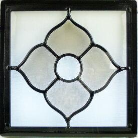 ステンド グラス ステンドグラス ステンドガラス デザインパネルsgsq212