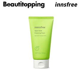 【INNISFREE】イニスフリー アップルシード クレンジング フォーム Apple Seed Cleansing Foam スキンケア クレンジング 韓国コスメ
