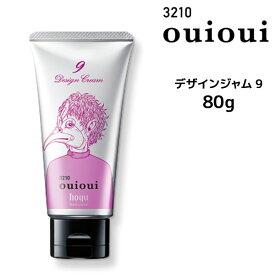 ホーユー ミニーレ ウイウイ デザインクリーム 9 80g hoyu ouioui