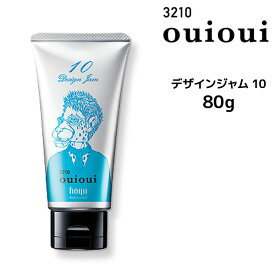 【今すぐクーポン配布中】ホーユー ミニーレ ウイウイ デザインジャム10 80g hoyu ouioui